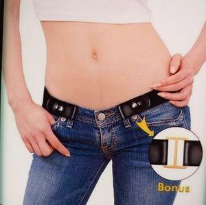Unisex Belt Unique style Elastic invisible belt no